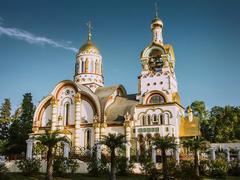 Храм Святого Равноапостольного Великого князя Владимира в Сочи
