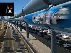Проект: поездка в поезде из Москвы в Сочи займёт два часа