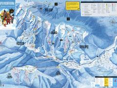 Медведев поручил объединить все горнолыжные курорты Сочи