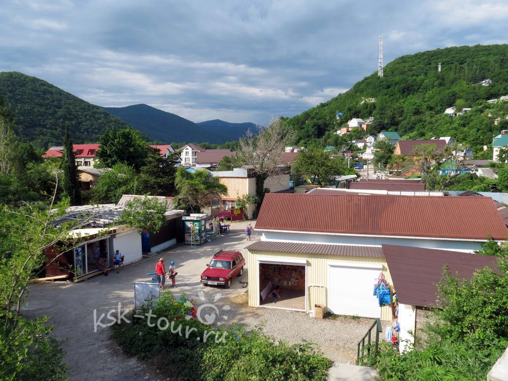 лазаревский район поселок аше фото